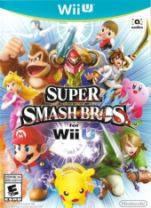 Super Smash Bros. For Wii U en 3DS