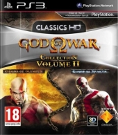 God of War Collection: Volume II - Classics HD