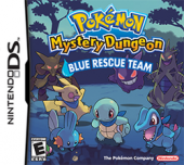Pokémon Mystery Dungeon: Blue & Red Rescue Team