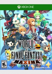 World of Final Fantasy: Maxima