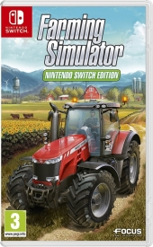 Farming Simulator - Nintendo Switch Edition