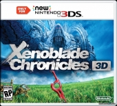 Xenolade Chronicles 3D