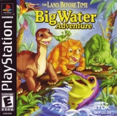 Land Before Time:  The Big Water Adventure