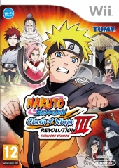 Naruto Shippuden: Clash of the Ninja Revolution III