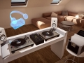 Je bent een DJ in the making in Vinyl Reality's Early Access