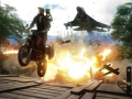 Chaos en destructie voeren de boventoon in de screenshots van Just Cause 4