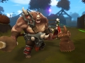 Battlerite Royale is half MOBA, half battle royale
