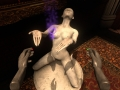 De screenshots van Dominatrix Simulator: Threshold zijn absoluut Not Safe For Work