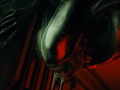 Griezel met de screenshots van Alien: Blackout