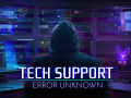 Er is geen ruimte voor fouten in de screenshots van Tech Support: Error Unknown
