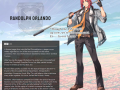 De helden van The Legend of Heroes: Trails of Cold Steel III stellen zich voor