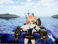 Idea Factory deelt nóg meer screenshots van Azur Lane: Crosswave
