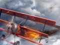 Verken het luchtruim in de screenshots van Red Wings: Aces of the Sky