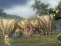 Menu's, Monster Hunter en meer op Peace Walker screens