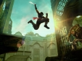 Drie Wii screens van Prince of Persia: The Forgotten Sands