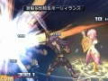 Eerste screens Project X Zone