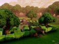 Dit is de arena van Fortnite's Battle Royale mode