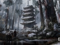 Sucker Punch deelt artwork van Ghost of Tsushima