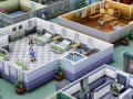 Red je patiënten in Two Point Hospital