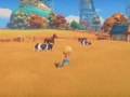 De kleuren spatten van je scherm in de Early Access screenshots van My Time at Portia