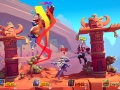 We hebben nog wat screenshots van de Early Access van Brawlout