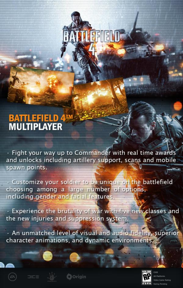BF4 advertentie